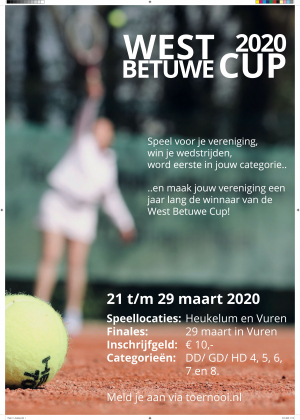 West Betuwe Cup 2020