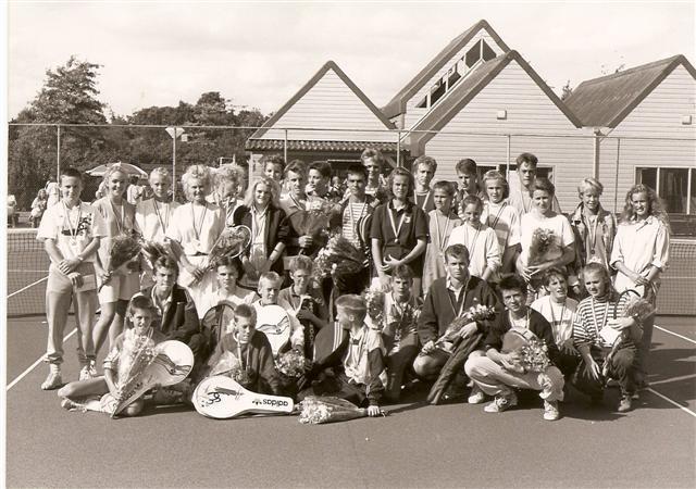Linge toernooi eind jaren 80