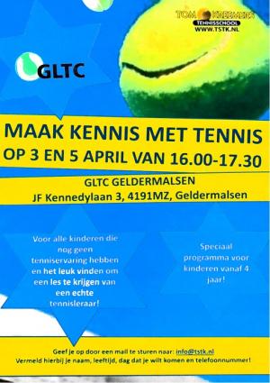 Maak kennis met Tennis